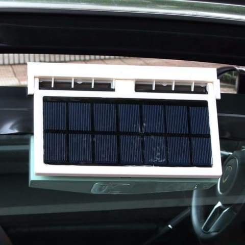 Solar Vehicle Exhaust Fan Turbinx