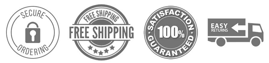 Image result for trust badges quality and satisfaction