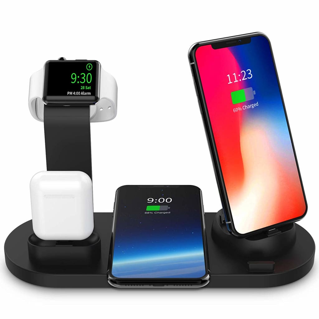 Image result for 4 in 1 Charging Dock