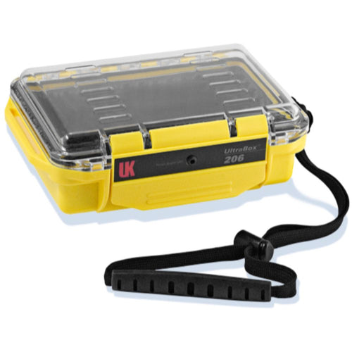UK Dry Box 206 ultrabox clear yellow