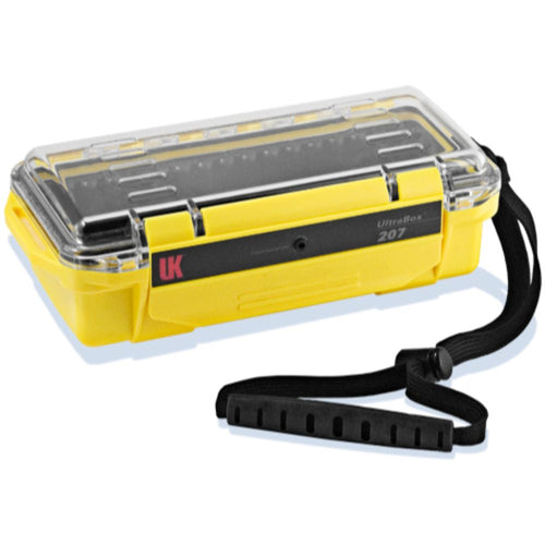 UK Dry Box 207 ultrabox clear yellow