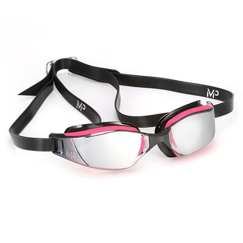 MP EXCEED Ladies Swim Goggle Black Pink
