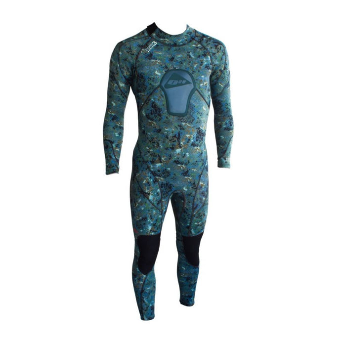 ocean hunter chameleon core 3mm 1 piece wetsuit