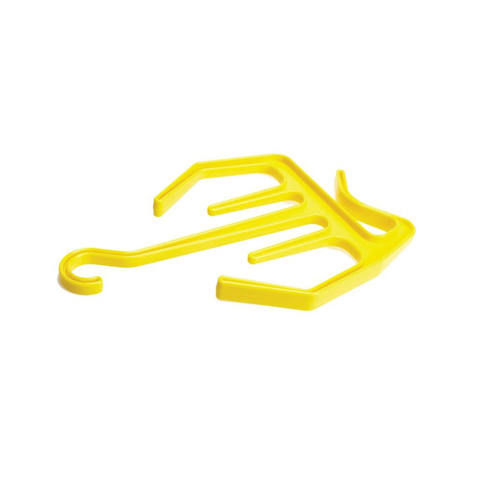 UK super accessory hanger yellow