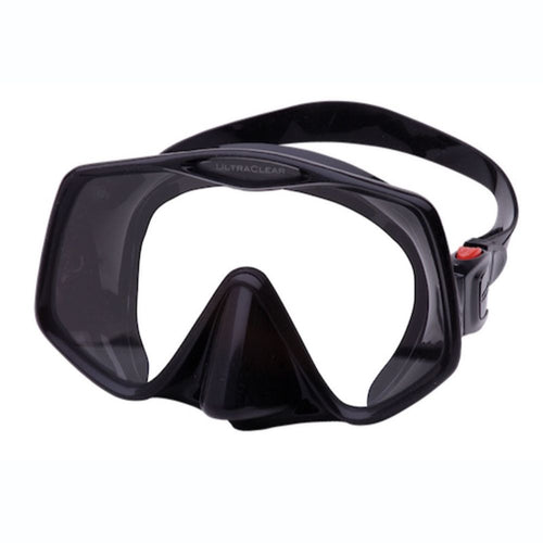 Atomic Frameless II Mask Black