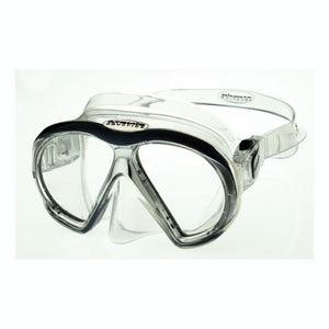 Atomic Subframe Mask Clear Black