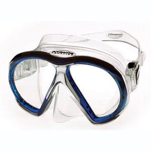 Atomic Subframe Mask Clear Blue