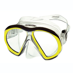 Atomic Subframe Mask Clear Yellow