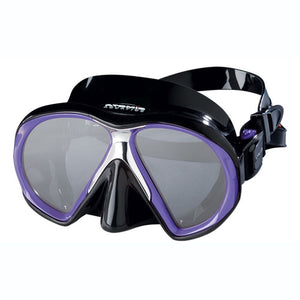 Atomic Subframe Mask Black Purple