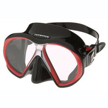 Load image into Gallery viewer, Atomic Subframe Mask Black Red