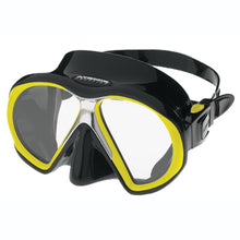 Load image into Gallery viewer, Atomic Subframe Mask Black Yellow