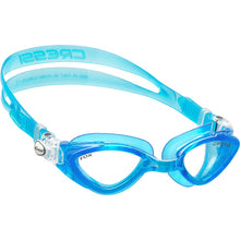 Load image into Gallery viewer, Cressi Fox Swimming Goggle Light Blue