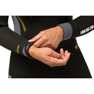 Cressi Fast Wetsuit 5mm one piece neoprene suit seals wrist feature