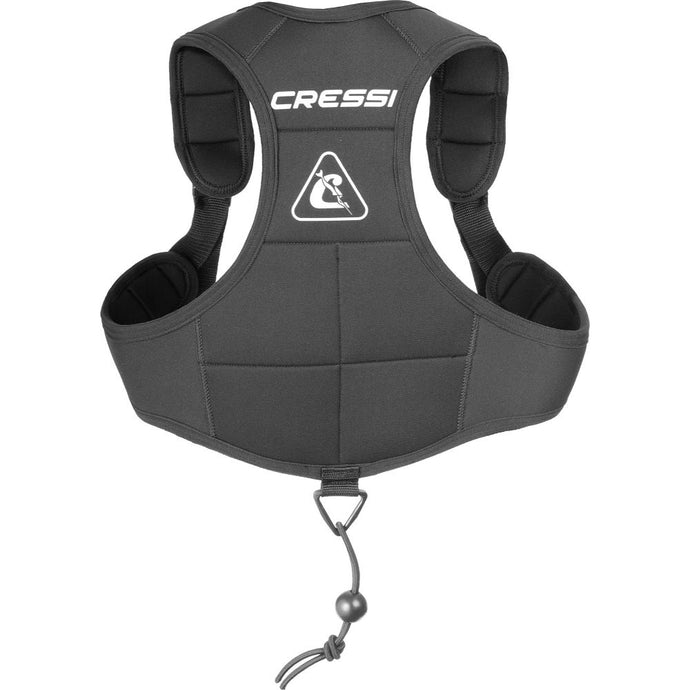 Cressi Backweight Harness back view