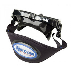 halcyon neoprene mask strap tamer with velcro