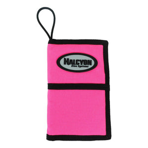 Halcyon Wetnotes Notebook Shocking Pink
