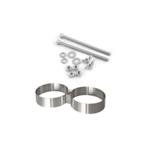 Hollis Twin Tank Bands and Bolt Kit