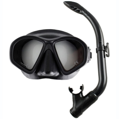 Ocean Hunter Phantom Youth Mask and Snorkel Set