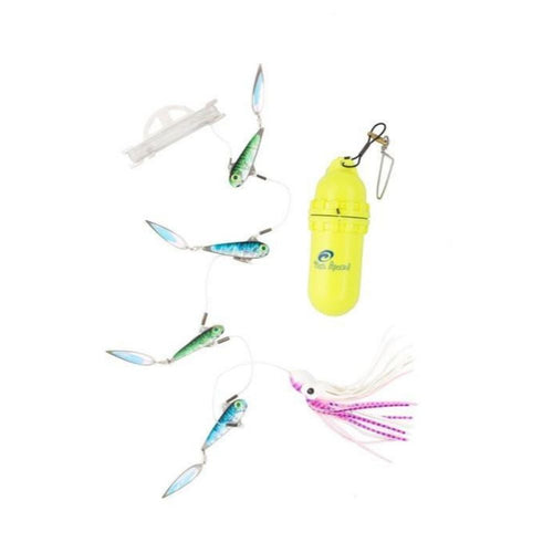 rob allen bait ball flasher
