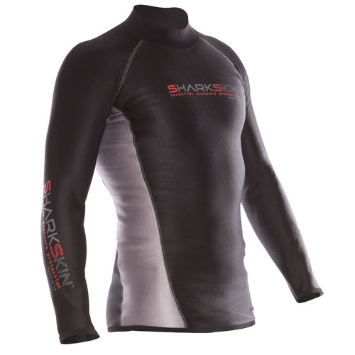 Sharkskin Chillproof Long Sleeve men male