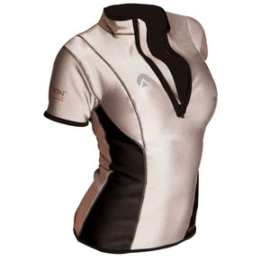 Sharkskin Climate Control Short Sleeve Ladies