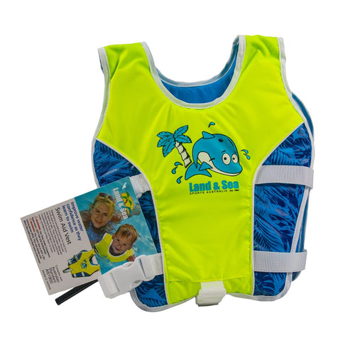 swim aid learn to swim vest