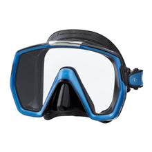 Load image into Gallery viewer, mask tusa freedomhd black fishtail blue