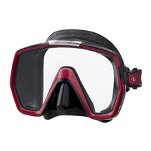 Load image into Gallery viewer, mask tusa freedomhd black midnight red