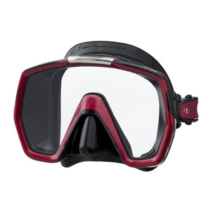 mask tusa freedomhd black midnight red
