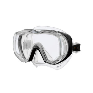 tusa freedom triquest mask clear black