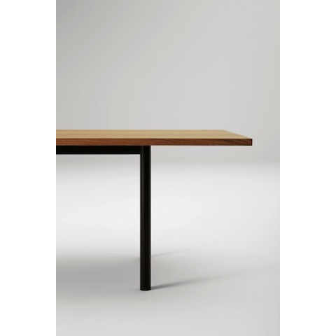 maruni malta table (steel leg)