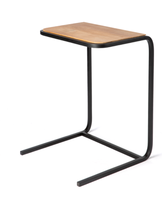 ethnicraft teak N701 side table, W 16"