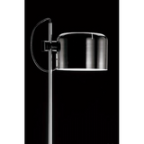 oluce coupe' 3321 floor lamp, black
