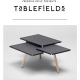 frederik roijé tablefields, dark gray