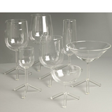joine louise tripod - champagne glass