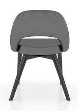 canadel, downtown, 5140 chair, fabric: leather,