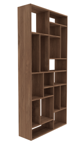 ethnicraft teak m rack