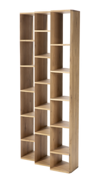 ethnicraft oak stairs rack, L 41"
