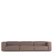cloud three-piece sofa