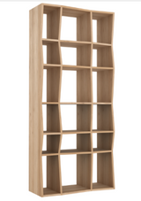 ethnicraft oak z rack small, L 37"