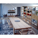 cecchini rectangular dining table