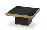 ethnicraft trifecta charcoal coffee table - m - W 24"