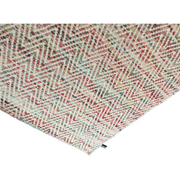 miinu newave rug, multi red, 9' x 12'