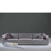prostoria classic three-piece sofa