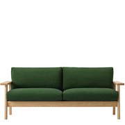 maruni bruno sofa, wide two seater