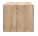 ethnicraft oak nordic II bedside table
