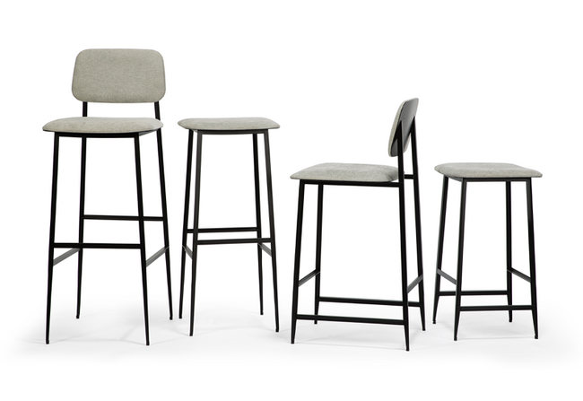 ethnicraft dc bar stool