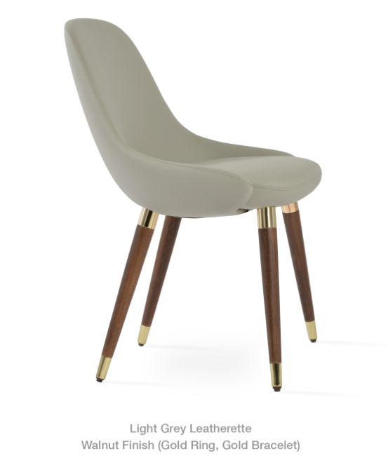 cite gl wood arm chair
