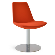 cite el round swivel chair