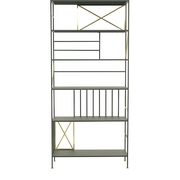 new prairie vertical shelves, W 36"